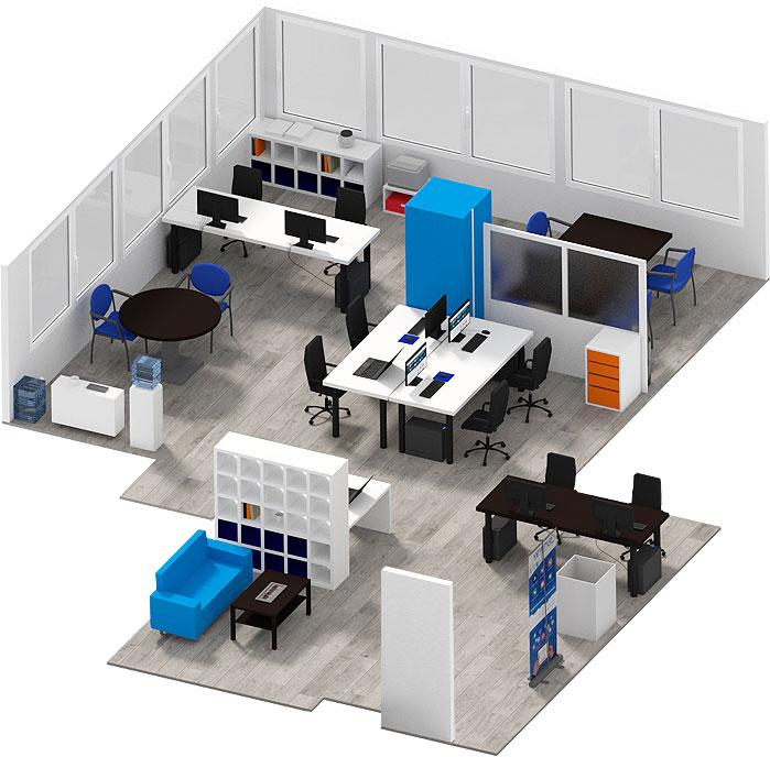 Пультовая охрана офиса